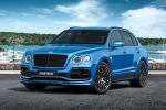 Startech Bentley Bentayga Brabus Tuning Leistungssteigerung 6.0 W12 V12 Performance SUV Widebody Breitbau Tieferlegung Monostar S Felgen Räder Front Seite