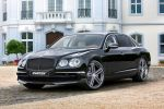Startech Bentley Flying Spur Continental Performance Limousine V8 W12 Twinturbo Tuning Leistungssteigerung Carbon Bodykit Monostar Schmiederäder Felgen Front Seite