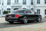 Startech Bentley Flying Spur Continental Performance Limousine V8 W12 Twinturbo Tuning Leistungssteigerung Carbon Bodykit Monostar Schmiederäder Felgen Heck Seite