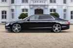 Startech Bentley Flying Spur Continental Performance Limousine V8 W12 Twinturbo Tuning Leistungssteigerung Carbon Bodykit Monostar Schmiederäder Felgen Seite