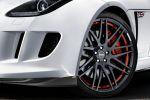 Startech Jaguar F-Type Brabus Tuning Aerodynamikkit Sichtcarbon Monostar S Schmiederäder