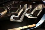 Subaru Advanced Tourer Concept Kombi Lineartronic CVT 1.6 Turbo Boxermotor Allrad Hybrid Elektromotor Confidence in Motion Interieur Innenraum
