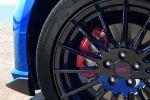 Subaru BRZ Series.Blue Sportwagen 2.0 Boxermotor Vierzylinder Rad Felge