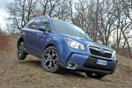 Subaru Forester 2015 Boxer Diesel Lineartronic Automatikgetriebe CVT X-Mode Front Seite