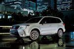 Subaru Forester tS STI Subaru Tecnica International Sport SUV SI-DRIVE 2.0 Vierzylinder Boxermotor Turbo JDM Japanese Domestic Market Front Seite