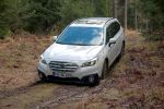 Subaru Outback 2015 Offroad Kombi SUV Crossover Eyesight Allrad X-ModeBoxermotor Benzin Diesel Lineartronic CVT Front