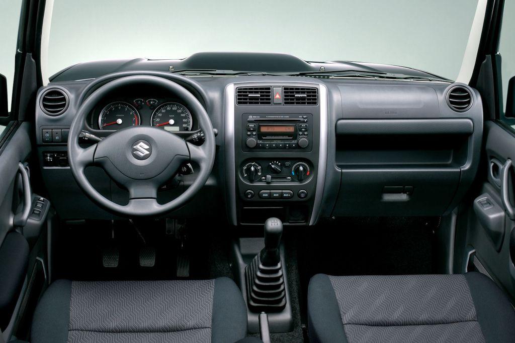 Suzuki jimny verj ngungskur f r den allrad klassiker for Innenraum design programm kostenlos
