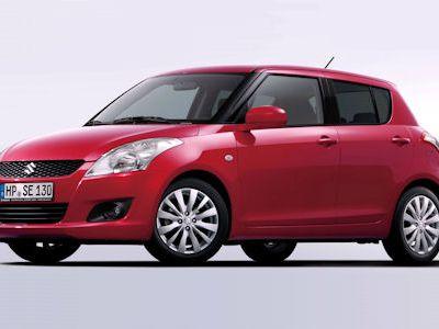 suzuki swift 2010. Suzuki Swift 2010 IV 1.2 VVT