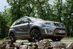 Suzuki Vitara S Kompakt SUV Allgrip Allrad Offroad Boosterjet 1.4 Smartphone MirrorLink CarPlay Front Seite