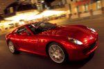 Ferrari 599 GTB Fiorano Gran Turismo V12 Front Seite Ansicht