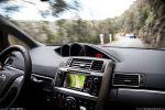 toyota verso life 2.0-l-d-4d facelift test - fünfsitzer kompaktvan minivan turbodiesel familie kinder toyota touch interieur innenraum cockpit