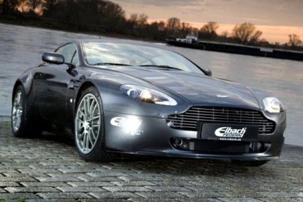 The Need For Speed Eibach Aston Martin Vantage V8 Hp400 Speed Heads