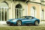 Touring Superleggera Ferrari F12 Berlinetta Lusso V12 Fuoriserie Custom Built Front Seite
