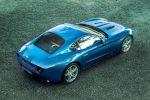 Touring Superleggera Ferrari F12 Berlinetta Lusso V12 Fuoriserie Custom Built Heck Seite