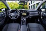 Toyota Auris Touring Sports Kombi Facelift 2015 Kompaktklasse Kompaktwagen 1.33 Dual-VVT-i 1.2 Turbo 1.4 2.0 D-4D 1.8 Hybrid Elektromotor MultiDrive S CVT Toyota Safety Sense Benzin Diesel Motoren Interieur Innenraum Cockpit