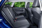 Toyota Auris Touring Sports Kombi Facelift 2015 Kompaktklasse Kompaktwagen 1.33 Dual-VVT-i 1.2 Turbo 1.4 2.0 D-4D 1.8 Hybrid Elektromotor MultiDrive S CVT Toyota Safety Sense Benzin Diesel Motoren Interieur Innenraum Rücksitze Fond