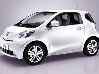 Toyota on Toyota Iq  Premium Mini Geht 2009 In Serie   Toyota News   Seite 1