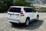 Toyota Land Cruiser 2.8 Vierzylinder Turbo Diesel Offroad Geländewagen SUV Heck