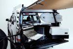 Toyota Oakley Surf Tacoma Pickup V6 Heck Ansicht