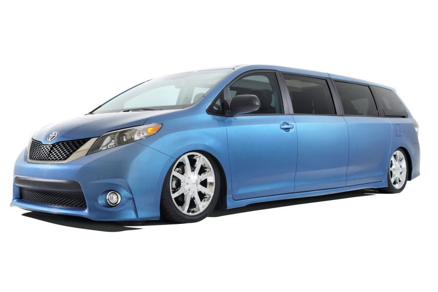 Toyota Sienna Swagger Wagon Supreme Der Van F 252 R Daddy Cool Speed Heads