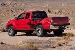 Toyota Tacoma TRD TX Baja Series Offroad Pickup 4.0 V6 Heck Seite Ansicht
