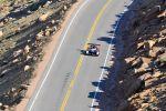 Toyota TMG EV P002 Elektroauto Pikes Peak Hill Climb Electric Vehicle Fumio Nutahara Front Ansicht