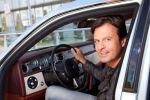Rolls-Royce 102 EX Test - Ralf Schütze Innenraum Front Sitze Lenkrad Cockpit Amaturenbrett