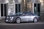 Anderson Germany Bentley Continental GT Speed Seite Ansicht 6.0 W12 Bodykit