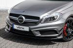 Väth Mercedes-Benz A 45 AMG Tuning 2.0 Vierzylinder Turbo Kompaktsportler Rennsemmel Performance 4MATIC Allrad Clubsport Gewindefahrwerk Vmax Front