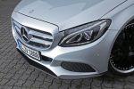 Väth Mercedes-Benz C 180 CGI T-Modell Kombi C-Klasse Leistungssteigerung Tuning V18 Aerodynamikkit Felge Rad