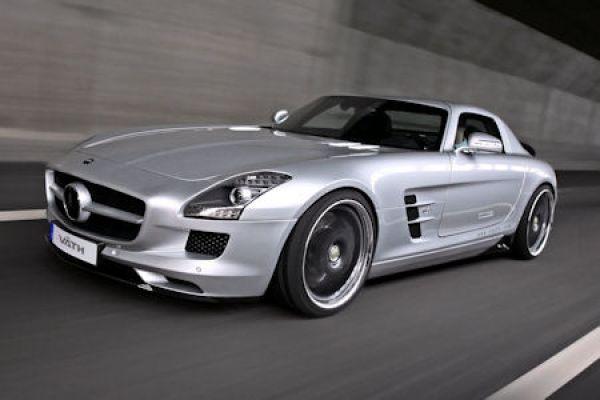 Väth Mercedes SLS AMG V63S: Der mächtig beflügelte Stern - Speed Heads