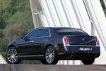 Lancia Thema Fernando Alonso Luxus Limousine Executive 3.0 V6 MultiJet II Poltrona Frau Heck Seite Ansicht