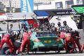 Verzockt: Bei Audi wechselte man im Qualifying zu spät auf neue Reifen