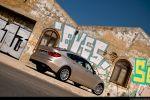 BMW 535i GT (Gran Tourismo) Test - Heck Seite Ansicht hinten seitlich Felge vorne hinten