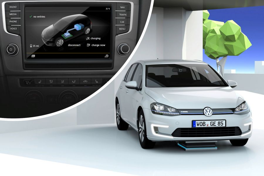 Volkswagen Intelligent Charge Revolution Beim Aufladen Von E Autos Speed Heads
