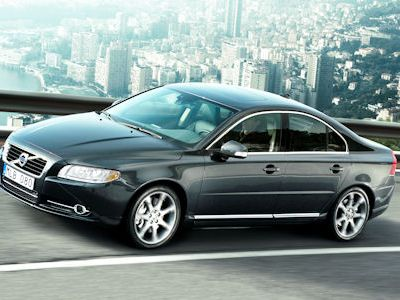 Volvo S80 2.5FT DRIVe / V70 2.5FT DRIVe: Neues leistungsstarkes ...