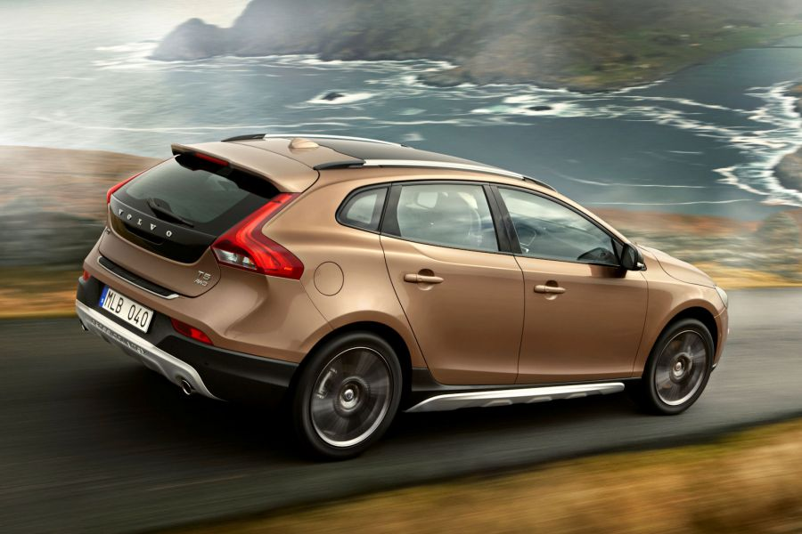 Volvo V40 Cross Country Draufg 228 Nger Im Offroad Look