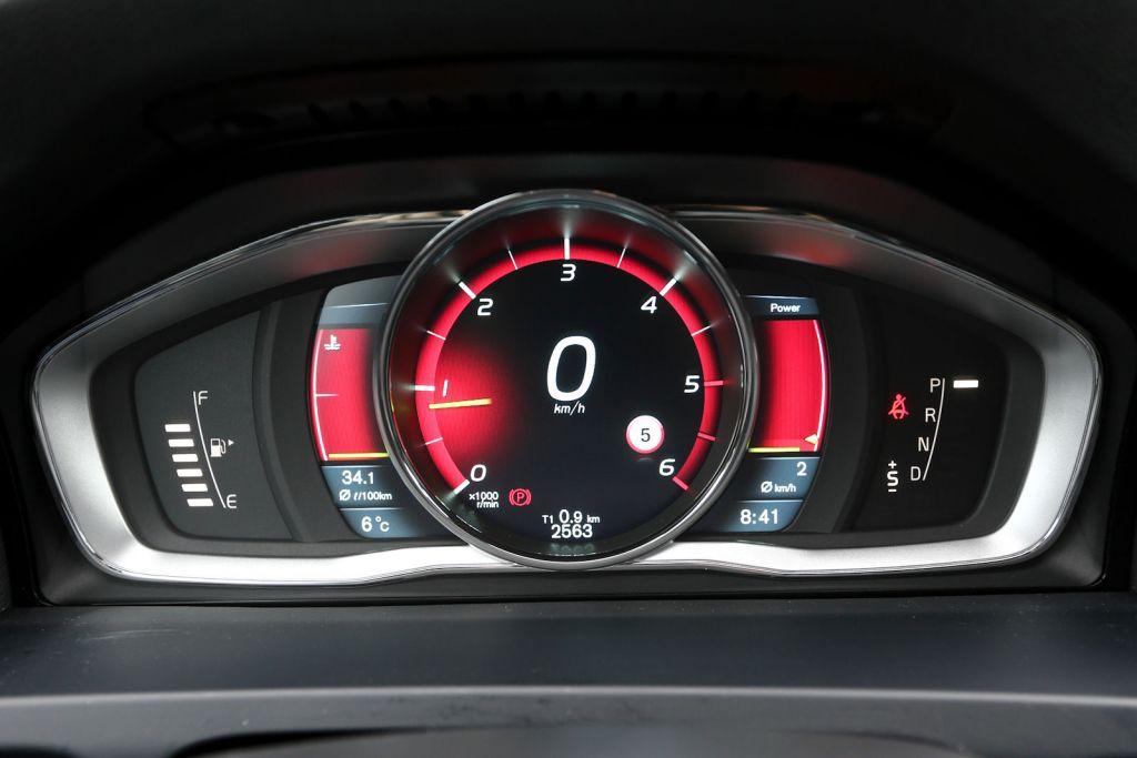 Volvo v60 d4 r design test das ist schwedischer sparspa for Innenraum design programm kostenlos