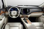Volvo XC90 2015 Oberklasse SUV Premium Innenraum Interieur CleanZone Tablet Touchscreen Cockpit