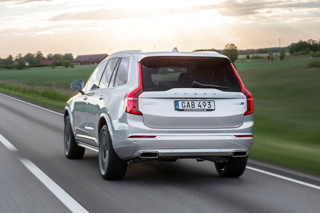 volvo xc90 polestar mehr performance zum kleinen preis speed heads. Black Bedroom Furniture Sets. Home Design Ideas