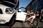 Mini Countryman R60 Cooper S All 4 Test - Front Ansicht vorne Türe