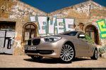 BMW 535i GT (Gran Tourismo) Test - Front Seite Ansicht vorne seitlich