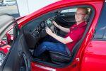 Opel Astra K Ergonomie Sitze AGR Gütesiegel Aktion Gesunder Rücken Gesundheit Sicherheit Lordosenstütze Wirbelsäule Langstrecke bequem Komfort Massage Klimatisierung Christian Brinkmann