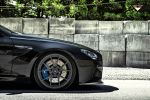 Vorsteiner BMW M6 Black Sapphire  Coupe 6er 4.4 V8 TwinPower Turbo Biturbo Special Edition Forged VSE-003 Rad Felge