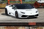 VOS Lamborghini Huracan Vision of Speed 5.2 V10 Supersportwagen Tuning Carbon Front Seite