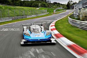 VW ID.R: Die spektakulärsten Rekorde des Elektro-Racers