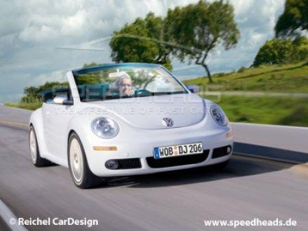 vw new beetle facelift zukunft speed heads. Black Bedroom Furniture Sets. Home Design Ideas