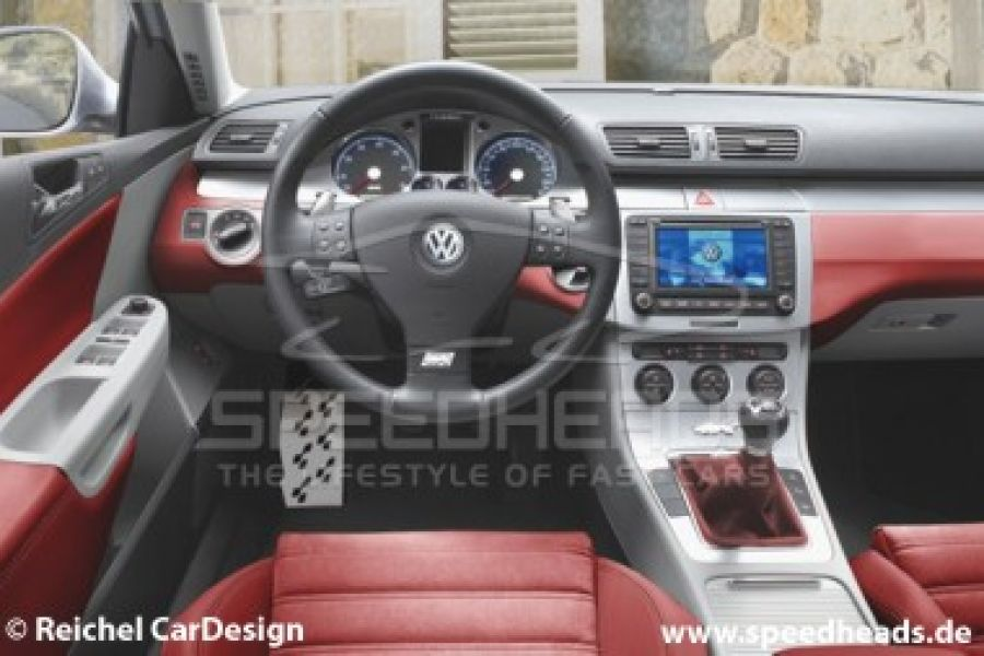 VW Passat R36 Interieur - Speed Heads