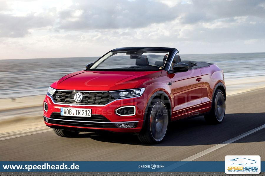 vw t roc cabrio 2020 vw legt sich mit range rover an. Black Bedroom Furniture Sets. Home Design Ideas