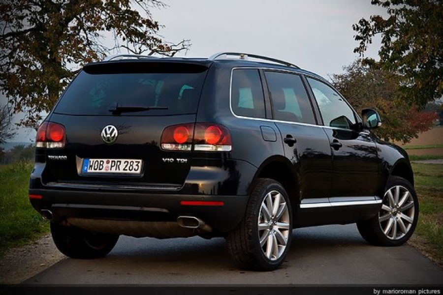 VW Touareg V10 TDI Testbericht: The best one - Speed Heads